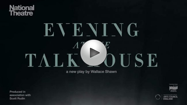 NATIONAL THEATRE - Evening at the Talkhouse (Trailer)