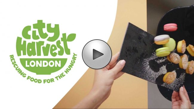 City Harvest - Rescuing Food for the Hungry