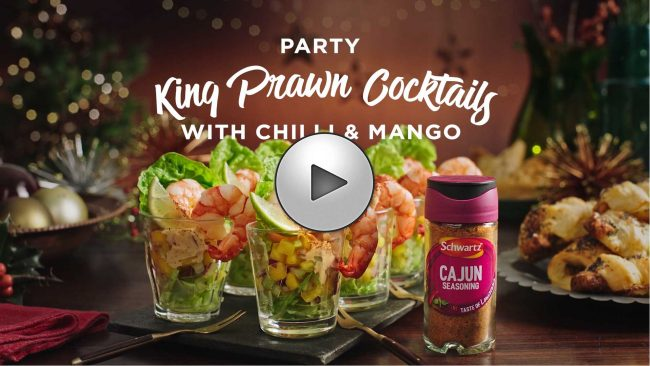 Party King Prawn Cocktails
