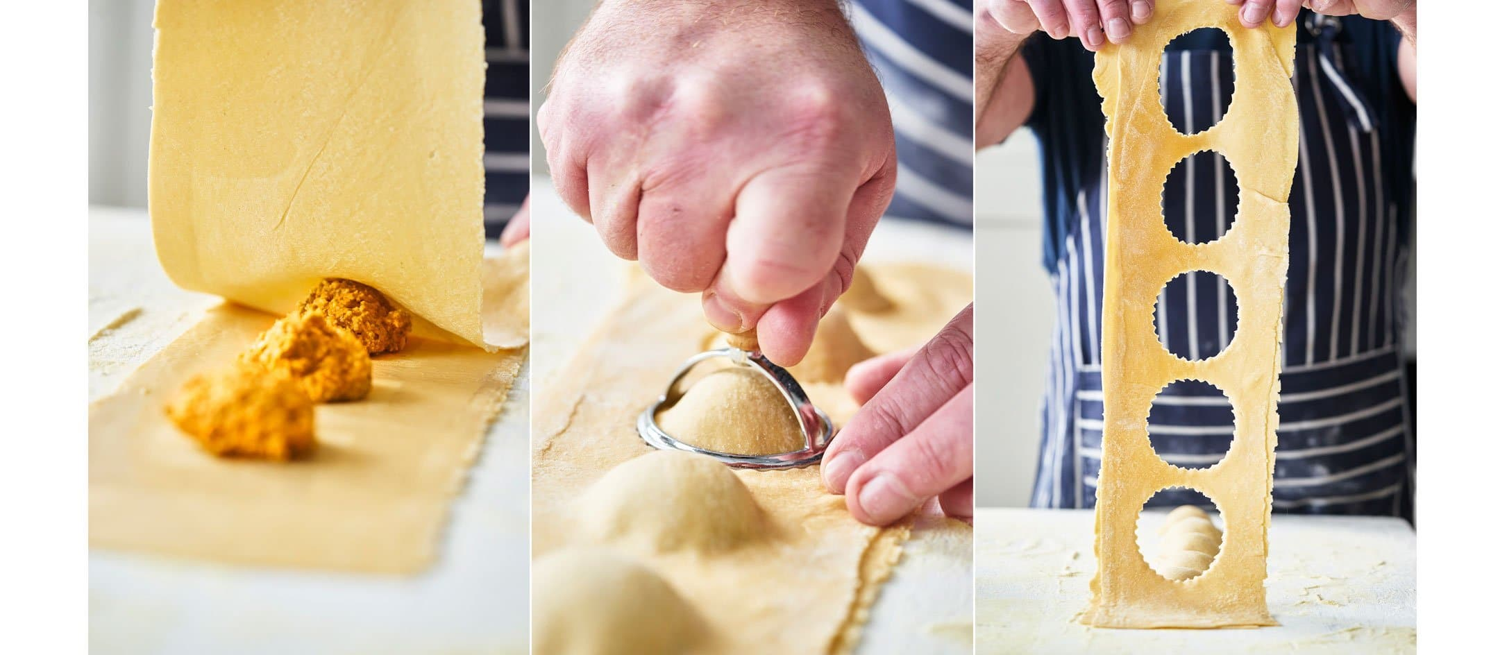 The Making of Butternut Ravioli by Udo Reichelt-Schaurer - Part 2