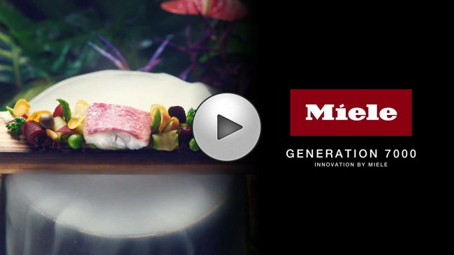 Miele - Life Beyond Ordinary - 5 - Food Stylist Udo Reichelt-Schaurer