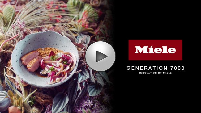 Miele - Life Beyond Ordinary - 3 - Food Stylist Udo Reichelt-Schaurer