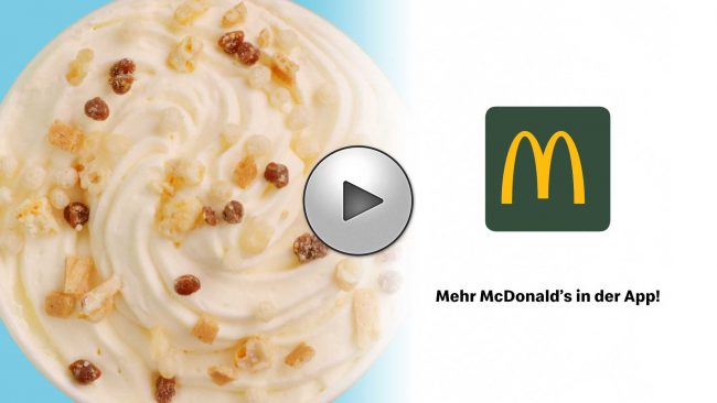 Udo Reichelt-Schaurer is Food Stylist for McDonalds - McFlurry-Lion (2019)