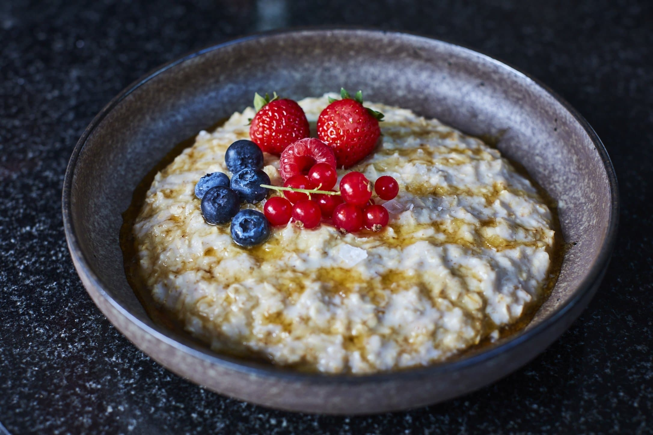 Porridge and Berries by Maldon Salt & Udo Reichelt-Schaurer