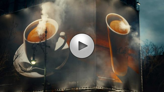 McDonalds Germany - Good Morning Germany - Steaming Cups - Food stylist Udo Reichelt-Schaurer
