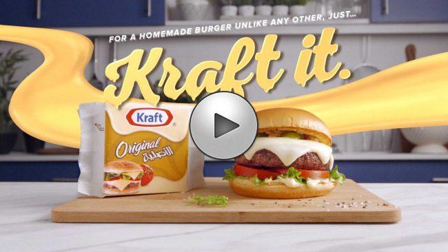Kraft It! TV commercial, Food Stylist Udo Rechelt-Schaurer